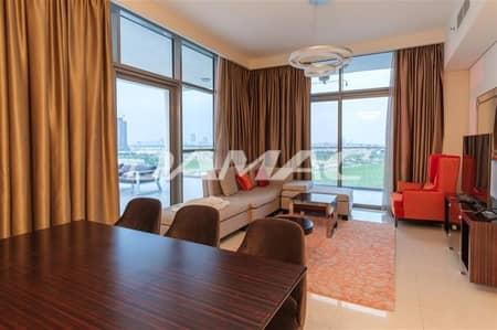 فلیٹ 3 غرف نوم للايجار في داماك هيلز (أكويا من داماك)، دبي - Fully Furnished | 2 BR | Multiple Cheques