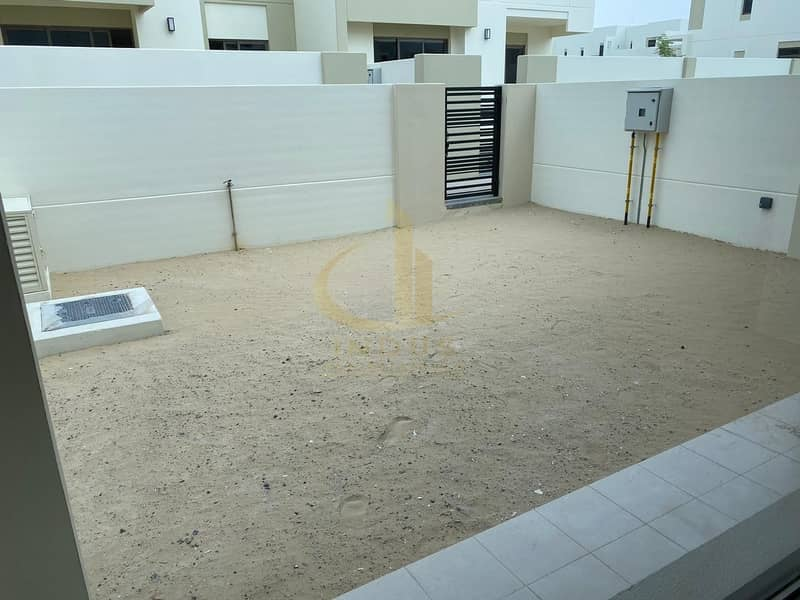 16 Brand New 3BR+M Noor TH | Type 1|  Close to pool and Park