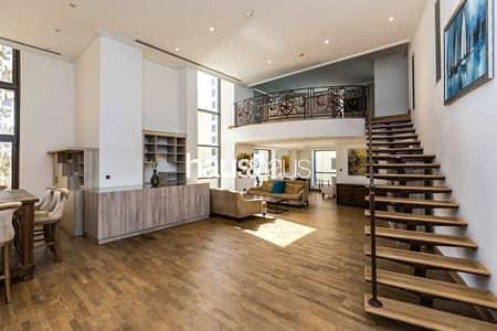 2 Bedroom Penthouse for Sale in Jumeirah Beach Residence (JBR), Dubai - Bahar 4 Loft | Upgraded | Vacant On Transfer