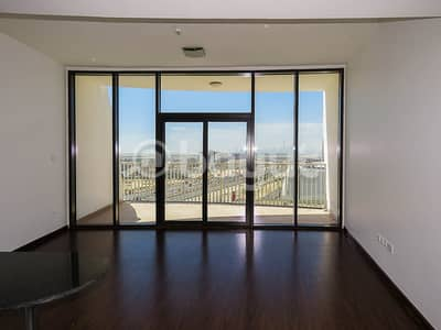 Studio for Rent in Dubai Silicon Oasis, Dubai - White Goods Included | Studio| Skyline