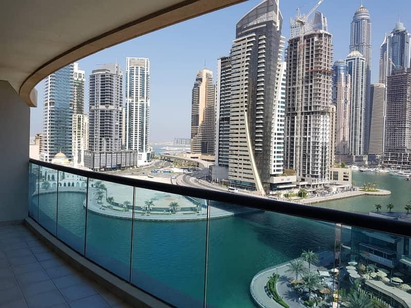 Amazing 1 Bedroom | Marina View | Huge Terrace