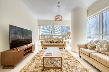 Fully Furnished 2 bedroom apartment in Dubai Marina for Rent