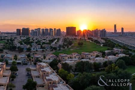 2 Bedroom Apartment for Sale in Dubai Sports City, Dubai - Two Bedroom Apartment | Golf Course View