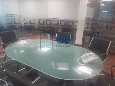 مکتب  للبيع في أبراج بحيرات الجميرا، دبي - Close to Metro | Fully Fitted Office | Lake View