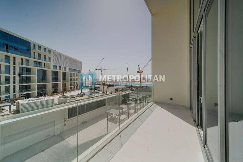 10 2BR Aprt. w/ Partial Sea View and Balcony