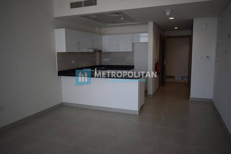 Brand New Studio with Balcony for AED 590K