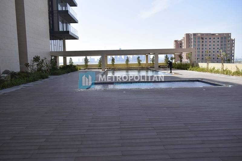 2 Brand New Studio with Balcony for AED 590K