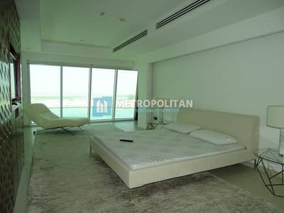 4 Bedroom Penthouse for Sale in Al Raha Beach, Abu Dhabi - Amazing 4BR Penthouse with  Full Sea View