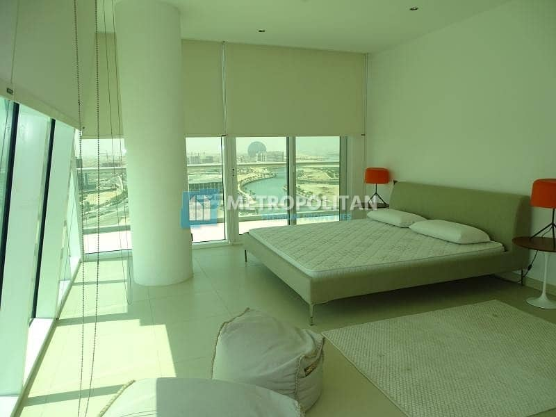 2 Amazing 4BR Penthouse with  Full Sea View