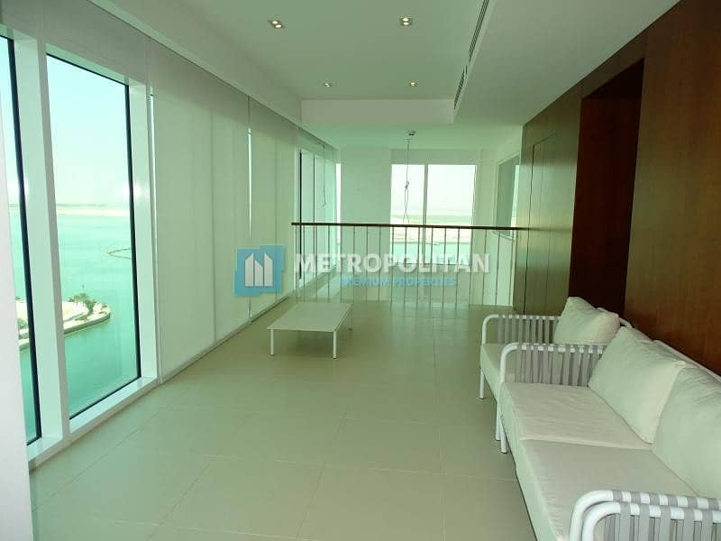25 Amazing 4BR Penthouse with  Full Sea View