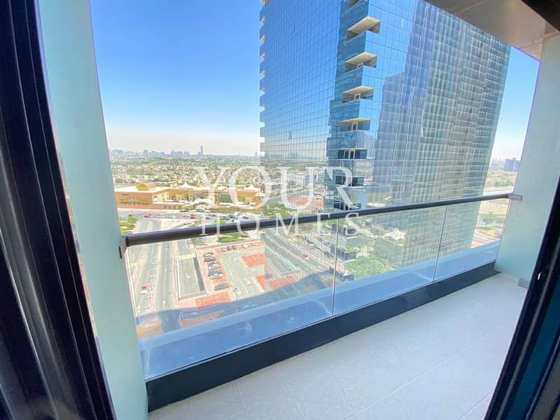 8 SO | High Floor Furnished | Stunning View | Studio