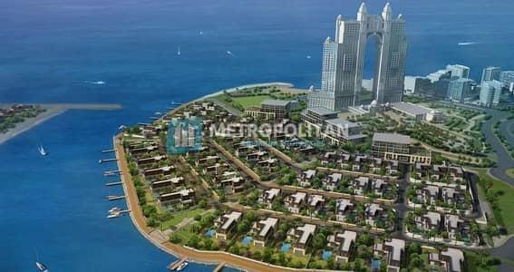 فلیٹ 3 غرف نوم للايجار في مارينا، أبوظبي - Spectacular See View 3 Bedrooms Duplex Apt