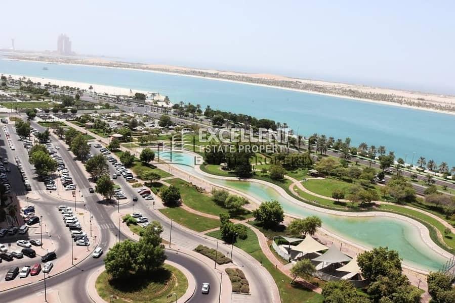 2 Magnificent Sea View Office Space in Corniche