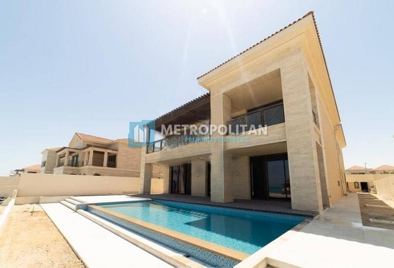Luxurious 7 BR Villa with Full Sea View