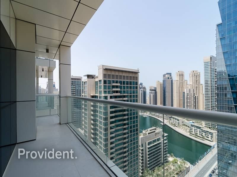 EXCLUSIVE New Listing Rented High Floor Marina
