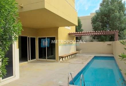 فیلا 5 غرف نوم للايجار في حدائق الراحة، أبوظبي - Vacant / Stunning 5BR Villa w/ Own Pool