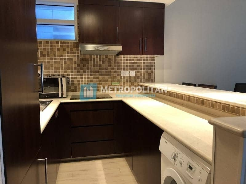 2 Stunning Fully Furnished 1BR w/ Car Paking