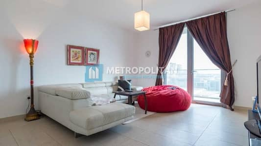 4 Bedroom Penthouse for Rent in Al Raha Beach, Abu Dhabi - 4BR Penthouse w/ Full Sea View & Balconies