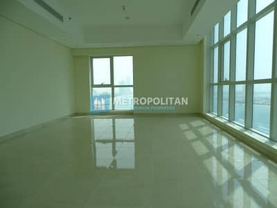 3 Bedroom Apartment for Rent in Corniche Road, Abu Dhabi - Brand New 3 Bedroom Apartment At Conrnish