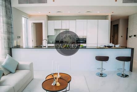 1 Bedroom Flat for Sale in Mohammad Bin Rashid City, Dubai - 40-60 PLAN  FULLY FURNISHED  LAGOON VIEW