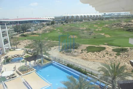 3 Bedroom Flat for Sale in Yas Island, Abu Dhabi - Brand New Golf & Pool View W Huge Terrace
