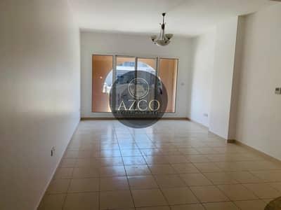 فلیٹ 1 غرفة نوم للايجار في قرية جميرا الدائرية، دبي - LOOK AT SIZE NICE VIEW ONE BEDROOM ONLY 40/K