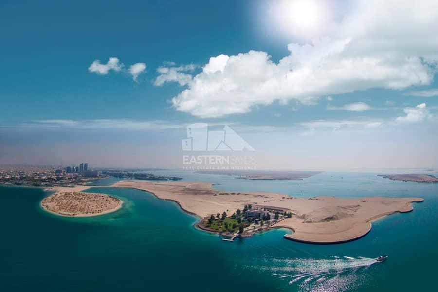 ارض سكنية في جزيرة ناريل 5623353 درهم - 4597858