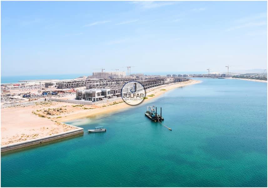 2 Sea View Duplex Apartment For Rent in Mina Al Arab