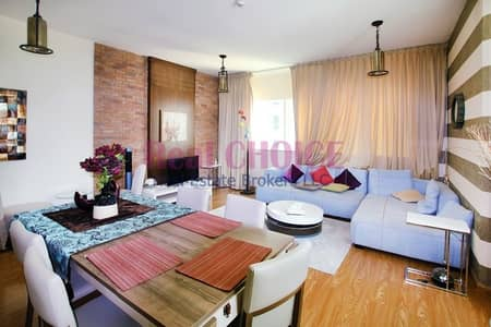 2 Bedroom Apartment for Rent in Dubai Marina, Dubai - Fully Furnished|2BR with Spacious Layout Apartment