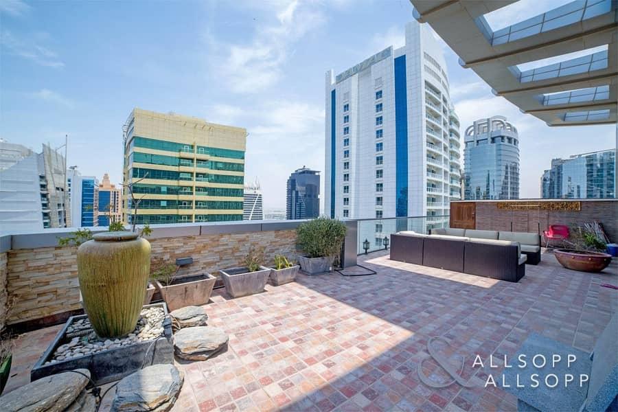 2 Duplex Penthouse | Fully Upgraded |Terrace