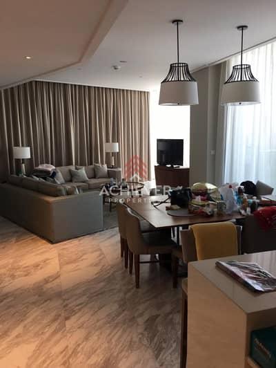 شقة 3 غرف نوم للايجار في وسط مدينة دبي، دبي - Luxurious Huge 3 Bedroom Apartment | High Floor