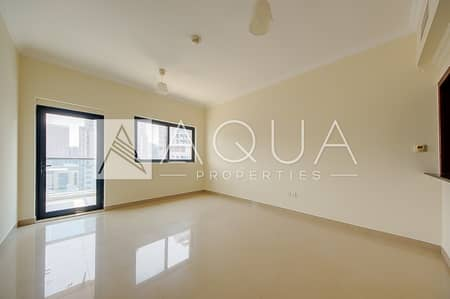 1 Bedroom Flat for Rent in Dubai Marina, Dubai - Marina view | Chiller Free Unit | Balcony