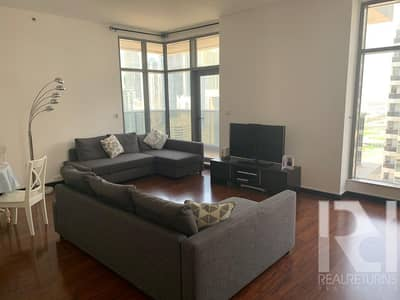 3 Bedroom Flat for Rent in Jumeirah Lake Towers (JLT), Dubai - 3 BR + MAIDS | VACANT NOW |HIGH FLOOR  GL S1 [KS]