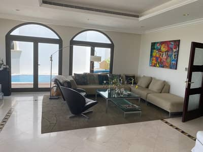 4 Bedroom Villa for Sale in Palm Jumeirah, Dubai - Atlantis View | High Number | Atrium Entry