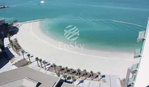 فلیٹ 4 غرف نوم للبيع في شاطئ الراحة، أبوظبي - No Transfer Fees |Full Sea View 4+M w/ beach Access