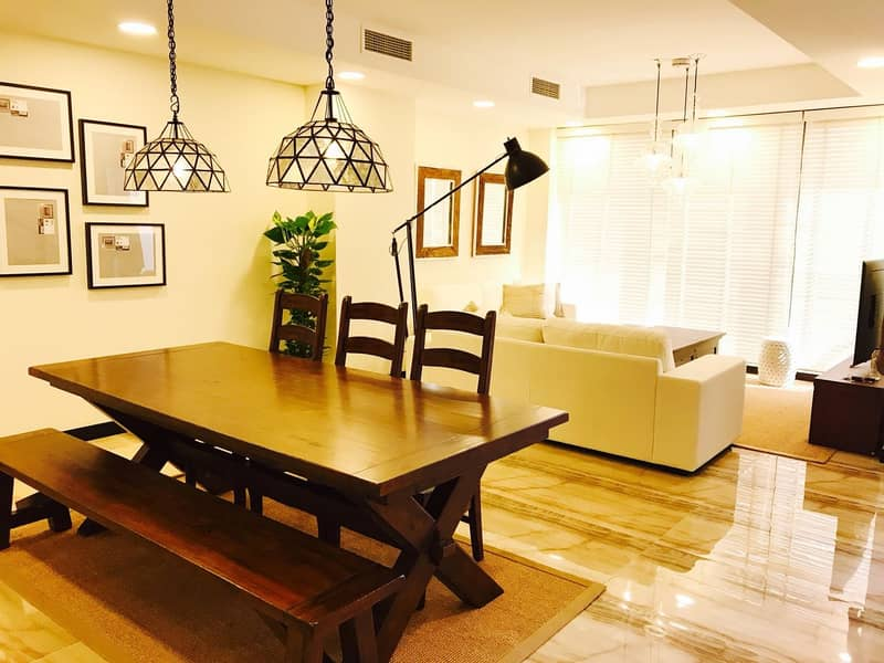 Spacious Layout 4 bedroom plus maids|Equipped Kitchen|With Lift