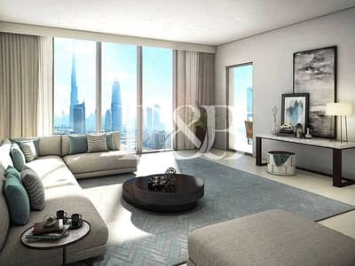 2 Bedroom Apartment for Sale in Downtown Dubai, Dubai - Genuine Resale | Open To Offers | Very High Floor