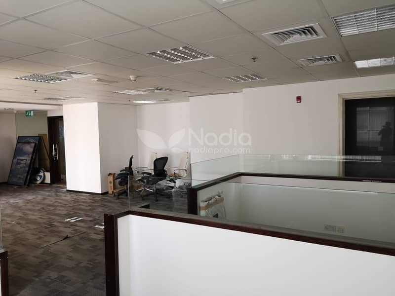 14 Fitted Office| Liwa Heights| JLT