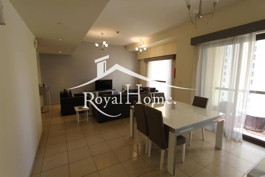 2 Luxury 2BR Furnished | Marina View | New in Market