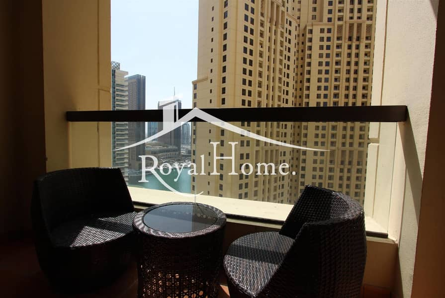 13 Luxury 2BR Furnished | Marina View | New in Market