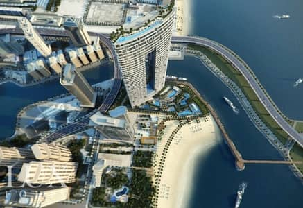 1 Bedroom Flat for Sale in Jumeirah Beach Residence (JBR), Dubai - Serviced Side Resale | S1F - Best Type | Exclusive | 2m OP
