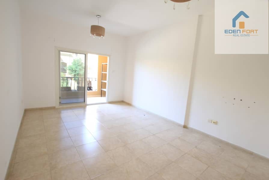 Pay Monthly Well Maintain Unfurnished Studio