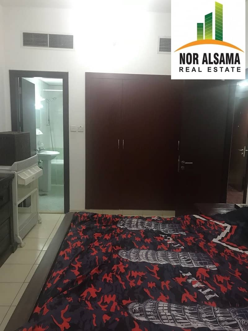 10 Wow!! Beautiful Fully Furnished  1 bedroom for sale in England Cluster with balcony S.P 345K