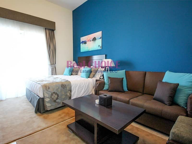 Affordable Fully Furnished Studio Apartment