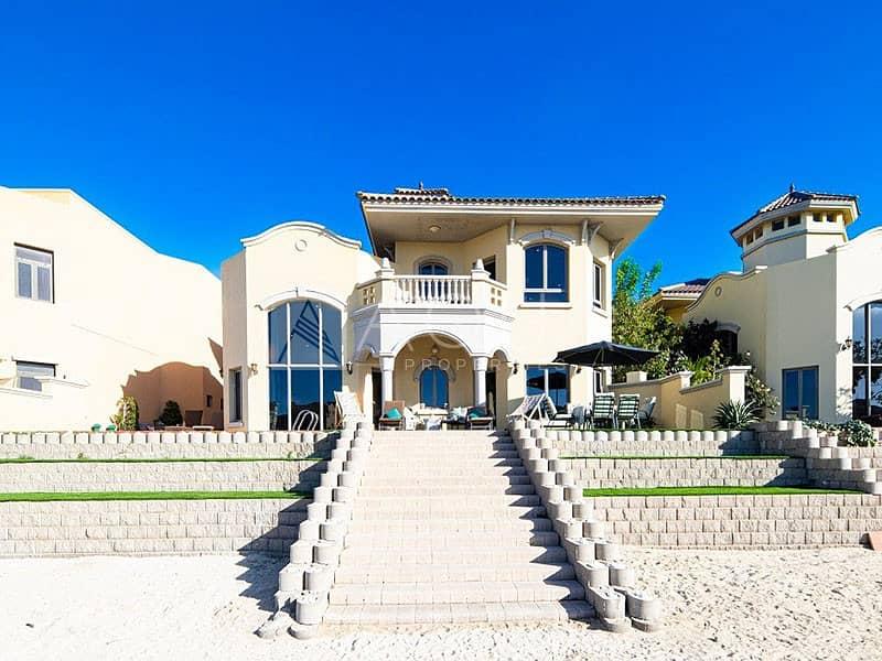 Atrium Entry Superb Villa| Spacious | Frond A