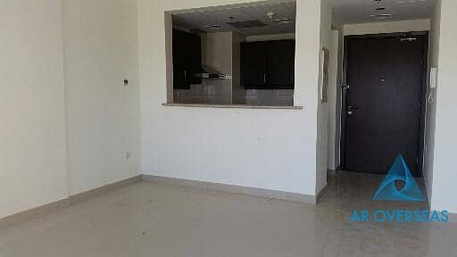 1 Bedroom Apartment for Rent in Dubai Production City (IMPZ), Dubai - Centirum Tower 1 Br with balcony available for Rent