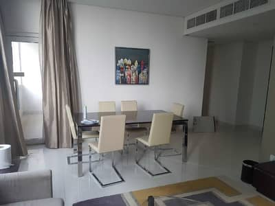 2 Bedroom Flat for Rent in Business Bay, Dubai - Luxurious | Fully Furnished | Balcony | Canal View | Covered Parking