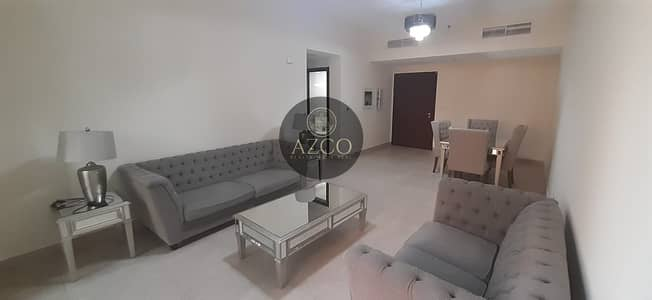 2 Bedroom Flat for Rent in Al Furjan, Dubai - SPACIOUS | KITCHEN EQUIPPED | CHILLER FREE | PEACEFUL COMMUNITY
