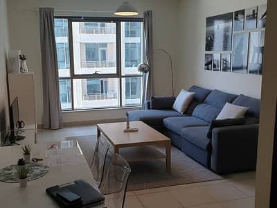 1 Bedroom Flat for Rent in Downtown Dubai, Dubai - Fully Furnished | Balcony | Excellent Views | Parking | Near Burj Khalifa