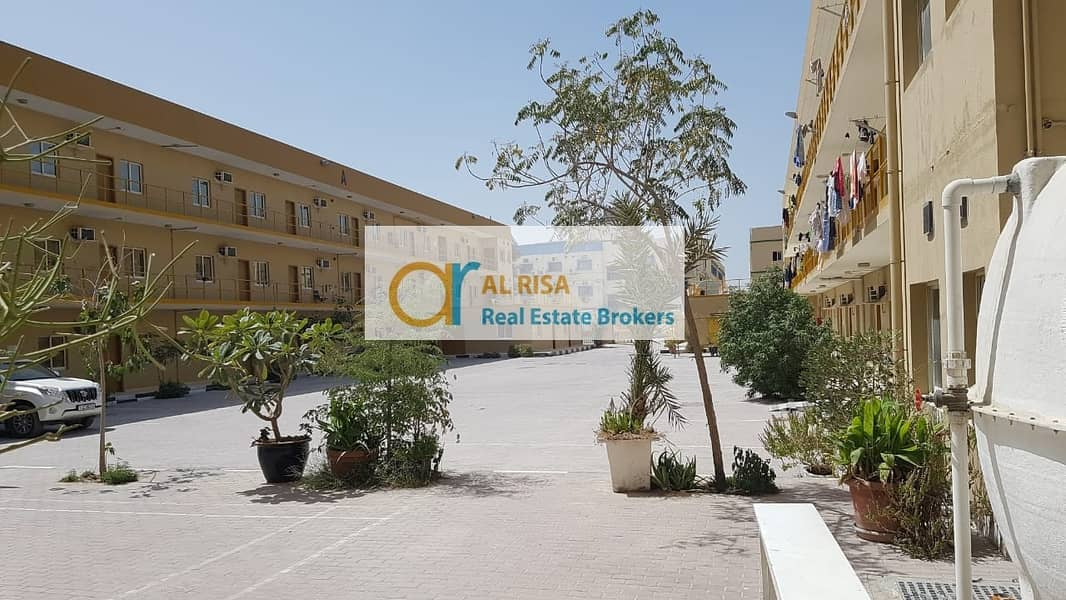 DISTRESS SALE! 208 Rooms Labour Camp at Jebel Ali 1